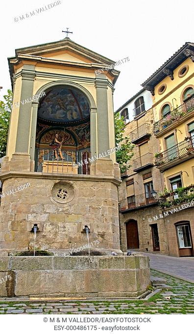 Solsona  Solsonès  Lleida province  Catalunya  Spain