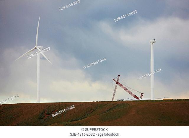 Fort Bridger Wind Farm