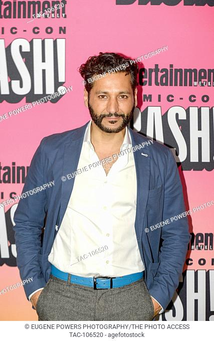 SAN DIEGO, CA - JULY 23: Cas Anvar-The Expanse attends Entertainment Weekly's Annual Comic-Con Party 2016 at Hard Rock Hotel San Diego
