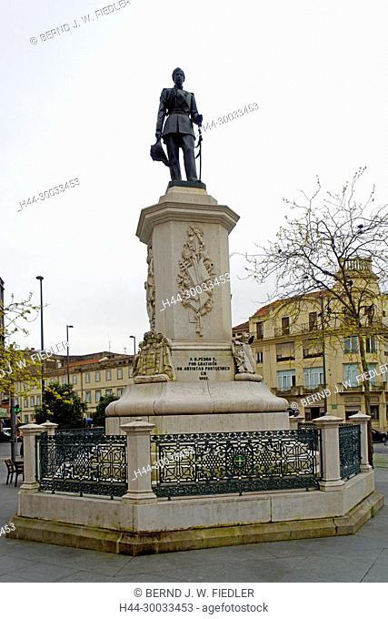Monumento ao Rei Dom Pedro V