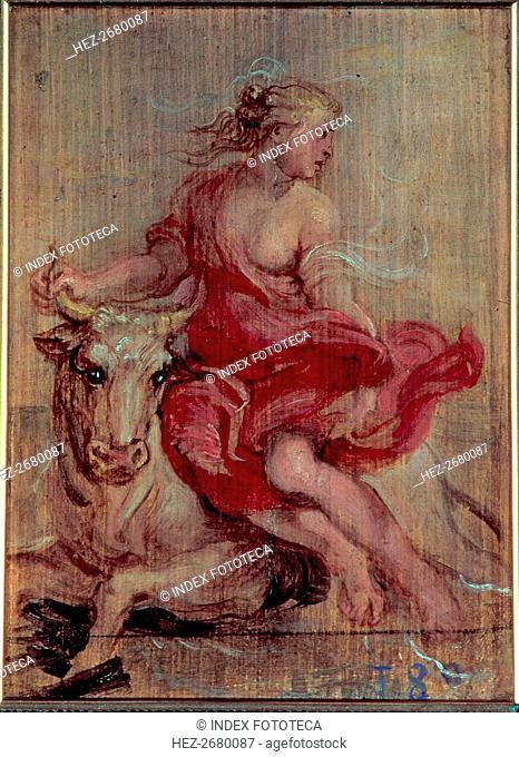'The Rape of Europe', by Peter Paul Rubens
