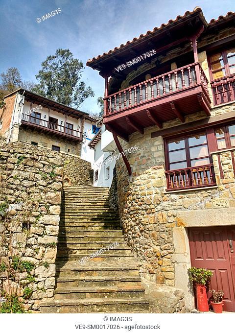 Tazones, Villaviciosa municipality, Asturias, Spain