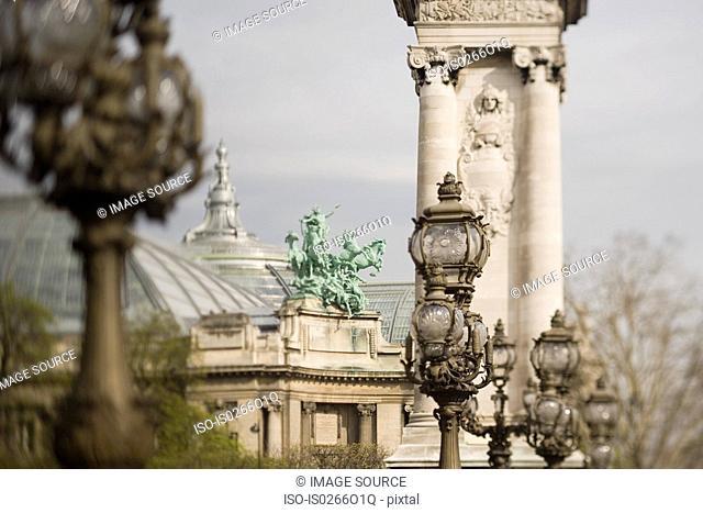 Pont alexander III paris