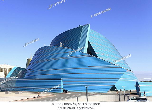 Kazakhstan; Astana; Central Concert Hall,