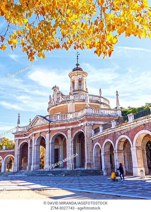 Iglesia de San Antonio. Aranjuez. Madrid province, Spain