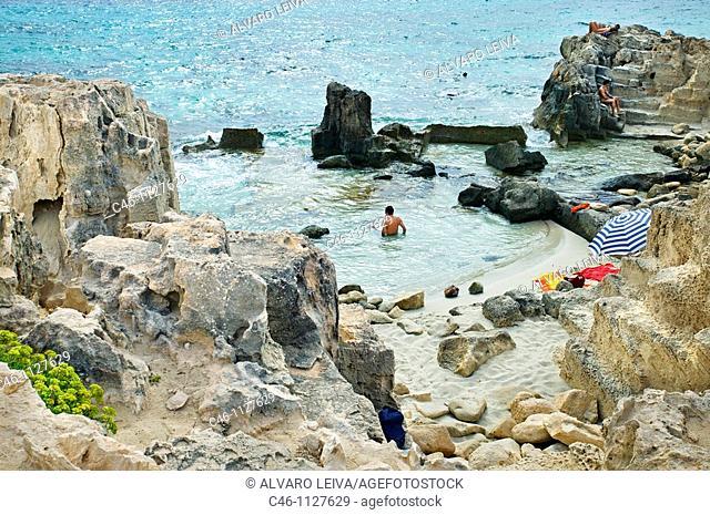 Ses Salines. Ibiza. Balearic Islands. Spain