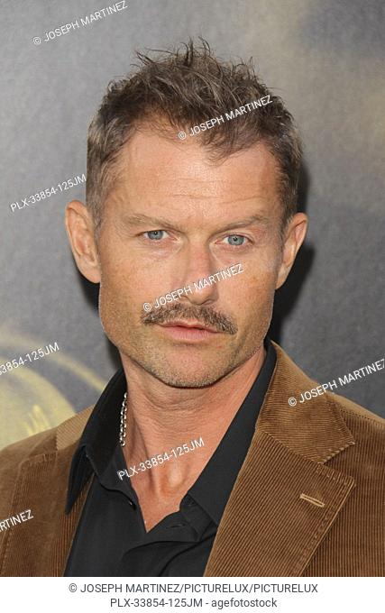 "James Badge Dale at Warner Bros. Pictures' """"The Kitchen"""" Premiere held at the TCL Chinese Theatre, Los Angeles, CA, August 5, 2019"