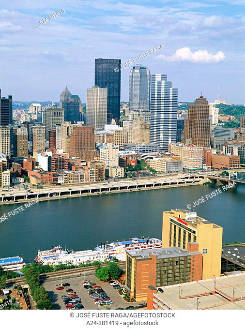 Pittsburgh. Pennsylvania, USA