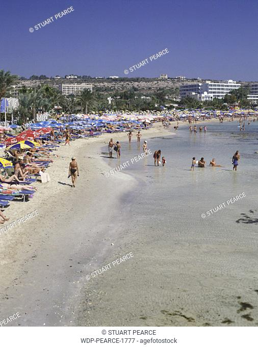 Grecian Bay, Ayia Napa, Cyprus