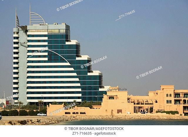 Bahrain, Manama, Elite and Novotel Resorts