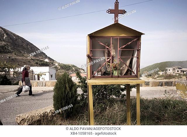 Bcharre, Qadisha Valley, Lebanon