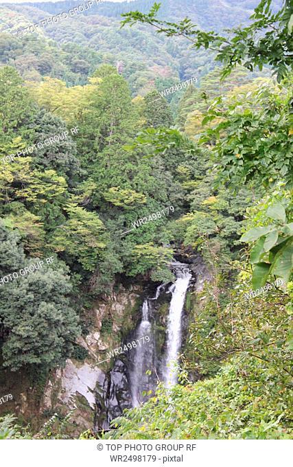 Cauldron Plateau Japan