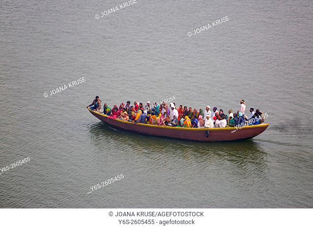 Varanasi, Ganges, Uttar Pradesh, India, South Asia
