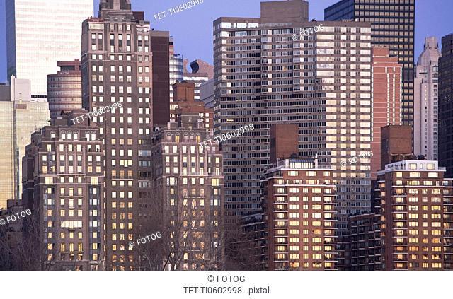 USA, New York State, New York City, Manhattan