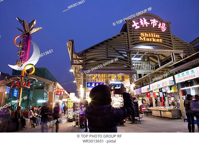 Taipei;Shilin Night Market