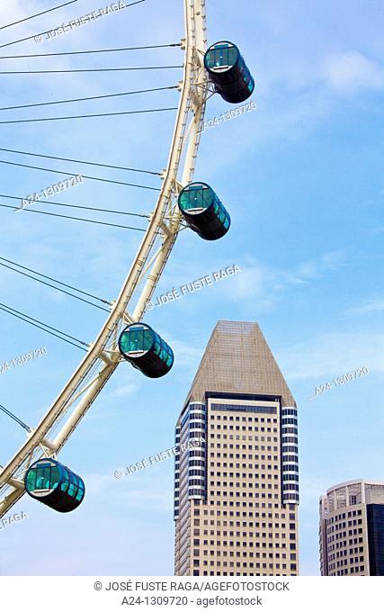 Singapore City, Singapore Flyer