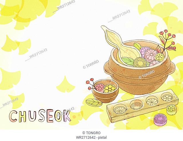 Background of Chuseok