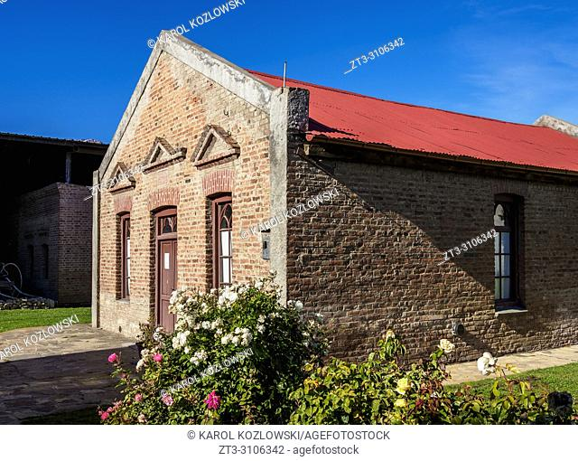 Seion Chapel in Esquel, The Welsh Settlement, Chubut Province, Patagonia, Argentina