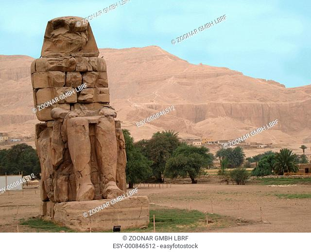 ancient sculpture in a Egypt