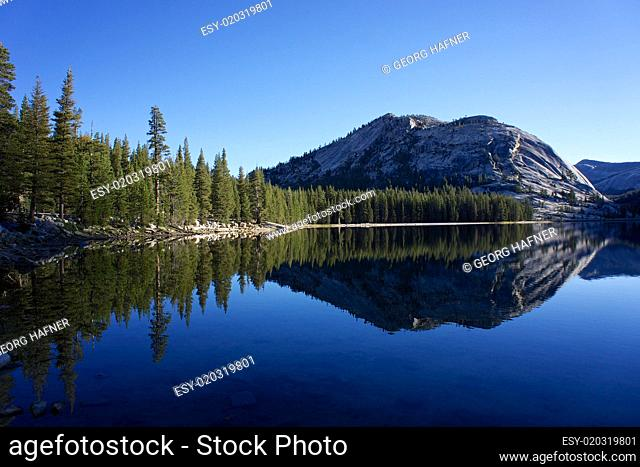 Yosemite Nationalpark, Morgensonne