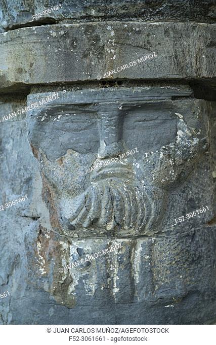 Fuente de las Calaveras, Samitier village, La Fueva, Sobrarbe, Huesca, Aragon, Spain, Europe