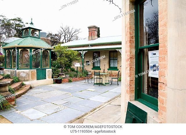 Buda House, Castlemaine, Victoria, Australia