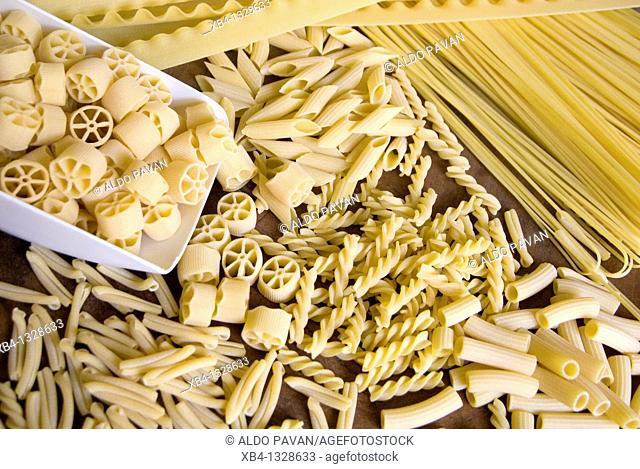 Italy, Maglie, making pasta by Pastificio Benedetto Cavalieri