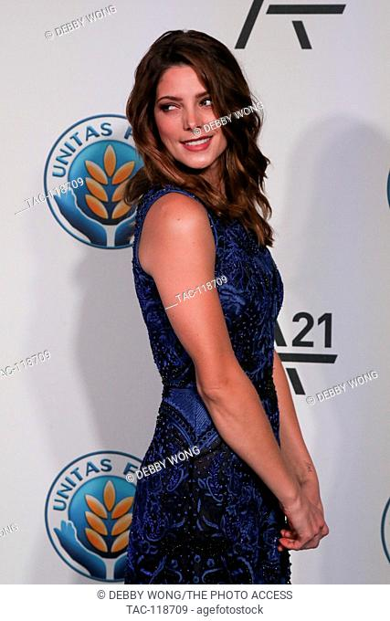 NEW YORK-SEP 15: Ashley Greene attends the Unitas Gala Against Sex Trafficking at Capitale on September 15, 2015 in New York City