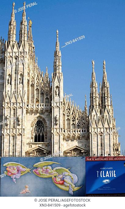 Cathedral, Milan Italy