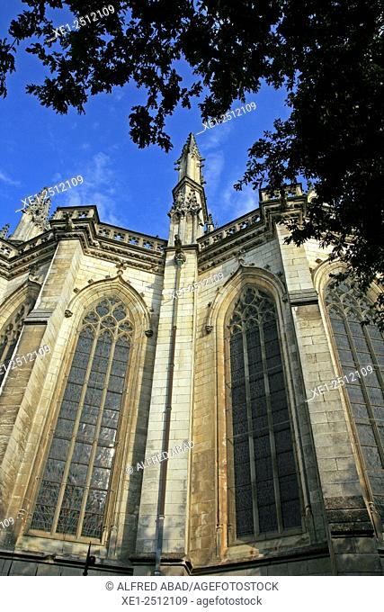 Cathedral of Saint Pierre et Saint Paul, Nantes, France