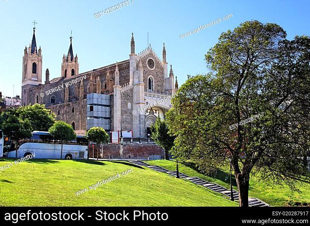 San Jeronimo el Real Church, Madrid