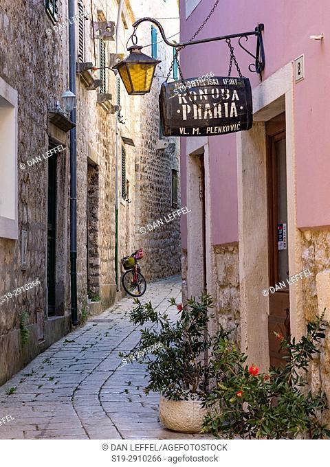 Stari Grad Village on Hvar Island Croatia