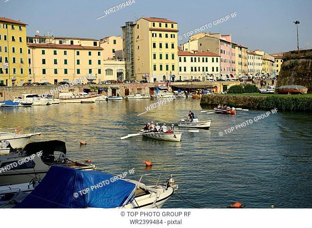 Livorno Italy Europe