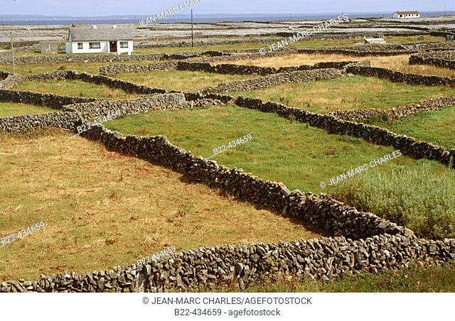 Inishmaan. Aran Islands. Ireland