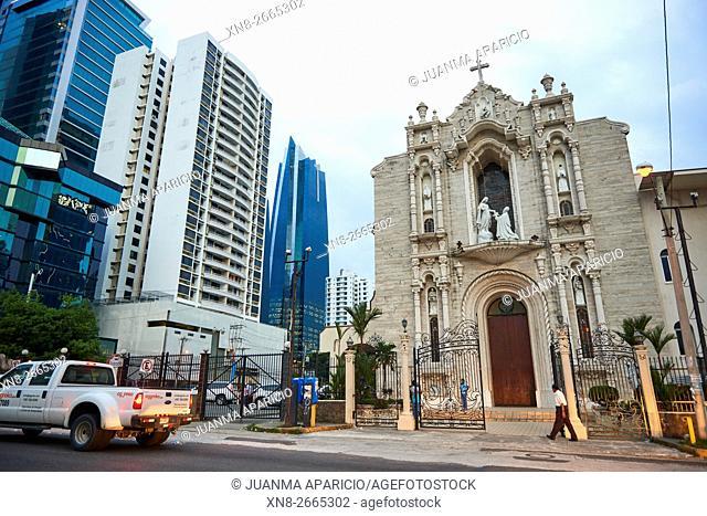 National Shrine of the Immaculate Heart of Mary, Panama City, Republic of Panama