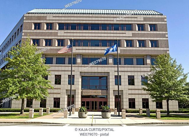 Legislative Office Building, USA