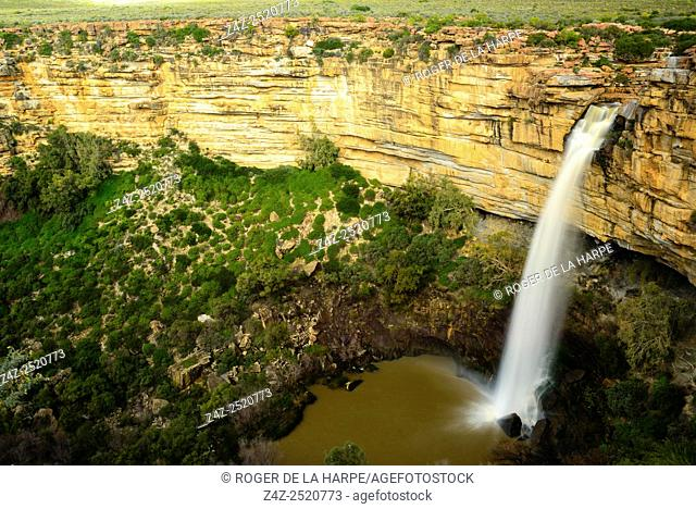 Nieuwoudtville Falls. Nieuwoudtville. Northern Cape. South Africa