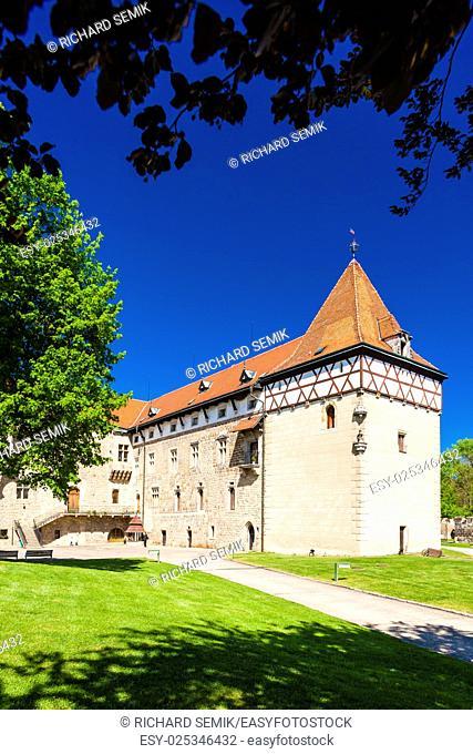 Budyne nad Ohri Palace, Czech Republic