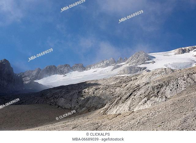 Marmolada, Italy, Europe, Trentino, Dolomites, Alps, Fassa Valley