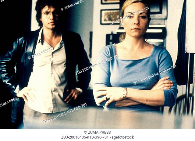 Apr 05, 2001; Hollywood, CA, USA; Image from Henry Bean's 'The Believer,' starring THERESA RUSSELL as Lina Moebius and BILLY ZANE as Curtis Zampf