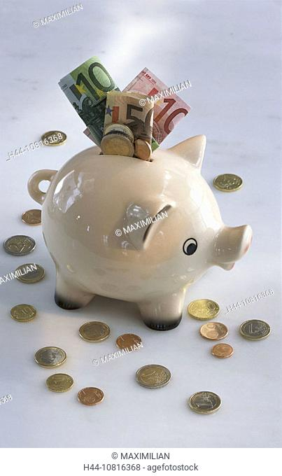 Bank, Banks, Bill, Bills, Business, Cash, Childhood, Coin, Coins, Cutout, Earning, Earnings, Economy, EUR, Euro, Euros