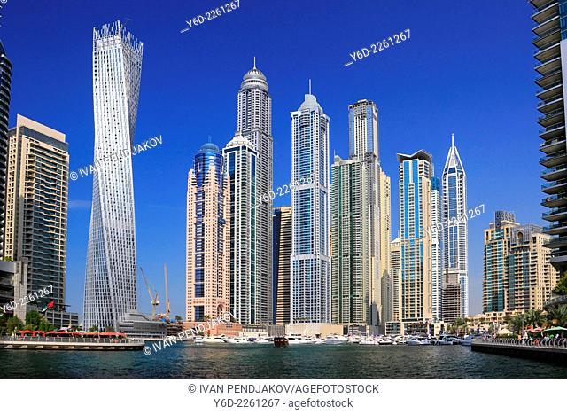 Dubai Marina, United Arab Emirates