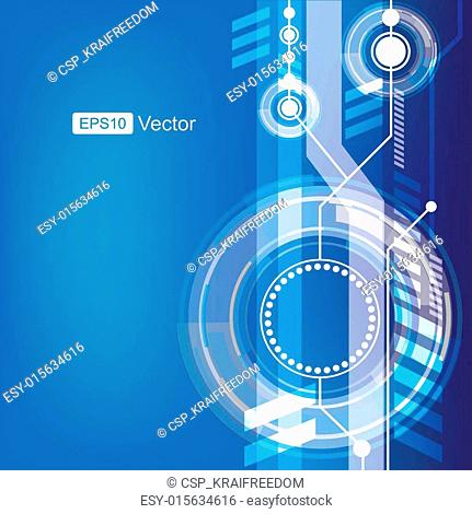 Background graphics, medical illustrations vector
