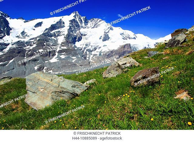 Grossglockner - 3798 m, Hohe Tauern, Österreich, Oesterreich