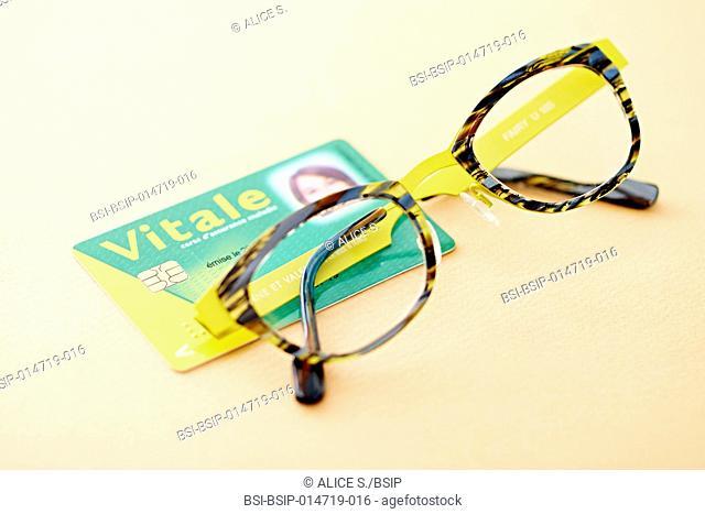 Glasses reimbursement