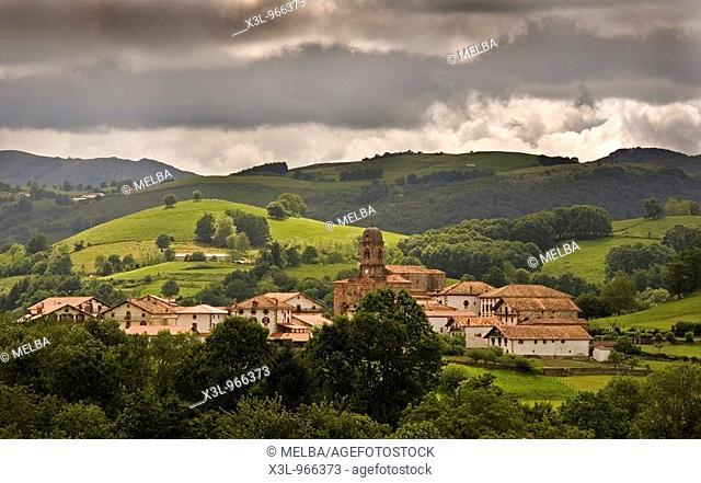 Ziga  Baztan valley  Navarre  Spain