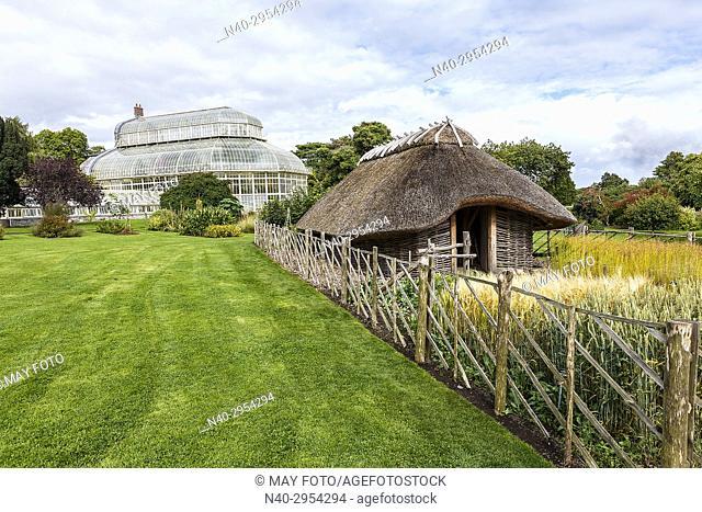 Dublin, Botanical Garden, Ireland, Europe
