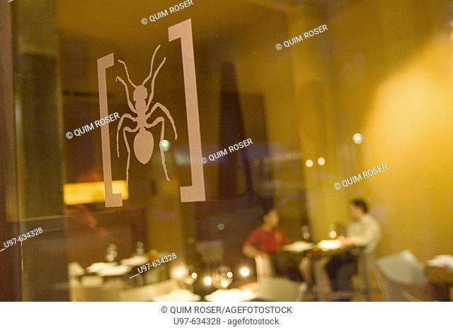 Espai Sucre restaurant, Barcelona
