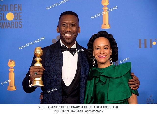 """After winning the category of BEST PERFORMANCE BY AN ACTOR IN A SUPPORTING ROLE IN ANY MOTION PICTURE for his work in """"""""Green Book"""