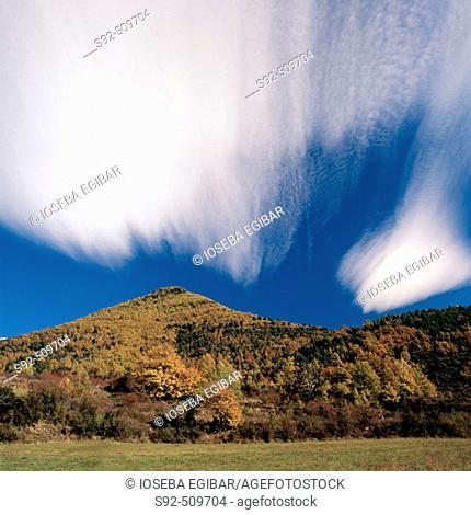 Pyrenees. Huesca province. Aragon. Spain